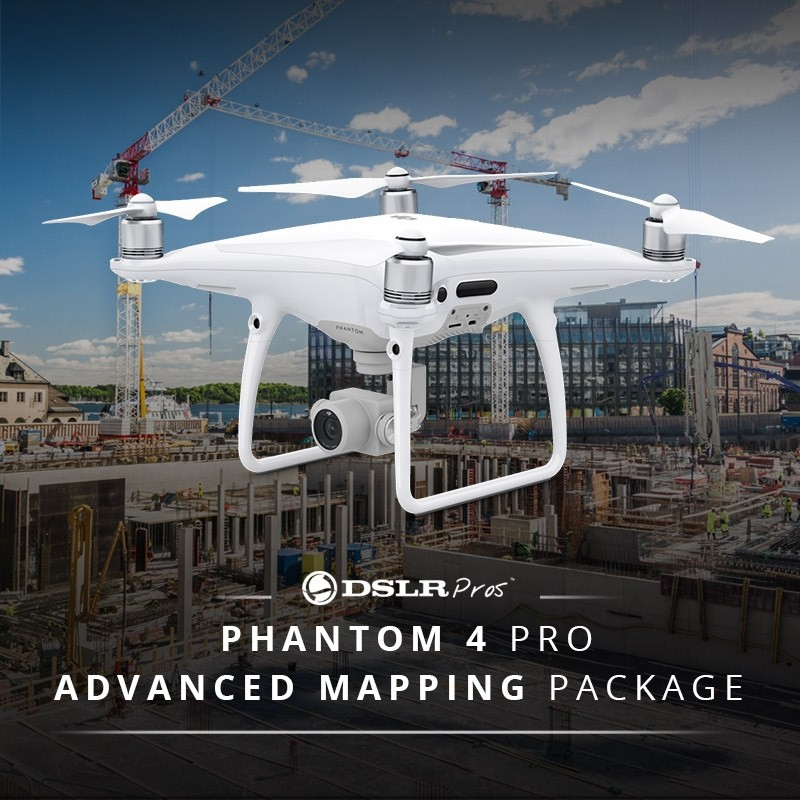 Phantom 4 Pro - Advanced Mapping Package
