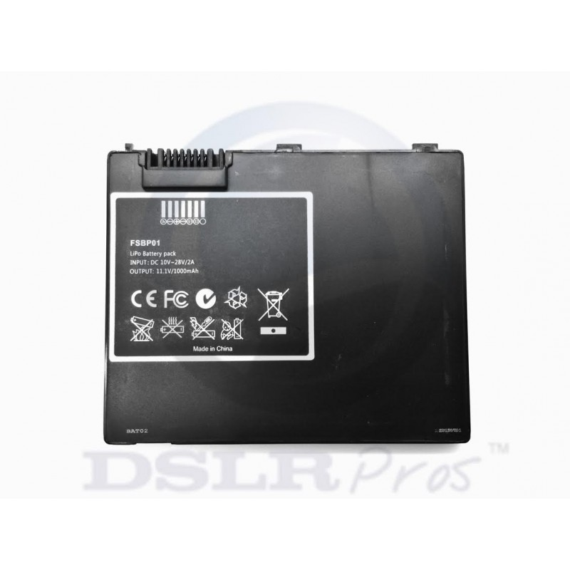 "Battery for FlySight 7"" FPV Monitor (1,000mAh)"