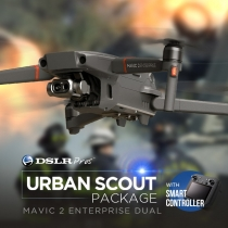 Mavic 2 Enterprise Dual w/ Smart Controller Urban Scout Package