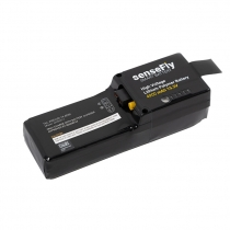 senseFly eBee X Battery Endurance