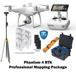 Phantom 4 RTK Professional Mapping Package
