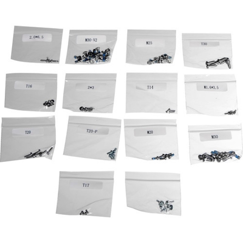 DJI Phantom 3 - Screw Set (Part No.41)