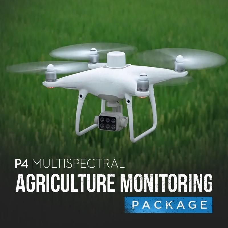P4 Multispectral Agriculture Monitoring Package