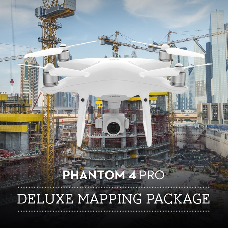 Phantom 4 Pro Deluxe Mapping Package