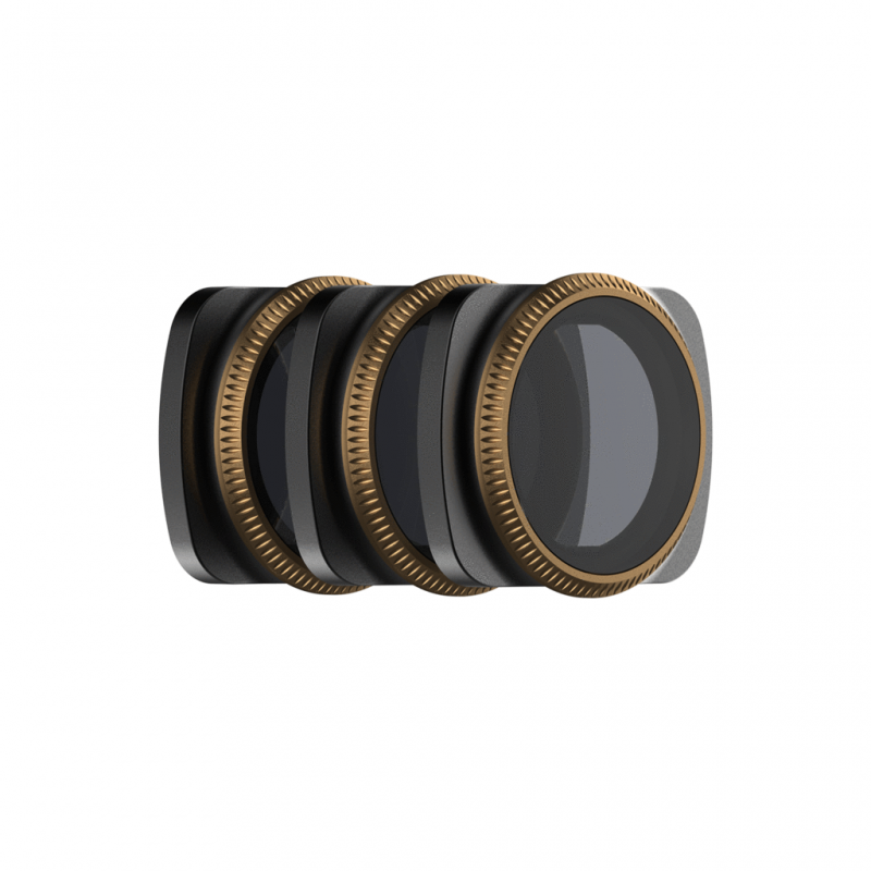 PolarPro Osmo Pocket Cinema Series Vivid Filters 3-pack