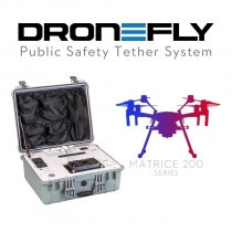 Dronefly Public Safety Drone Tether