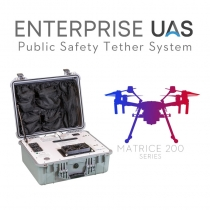 Enterprise UAS Public Safety Drone Tether