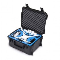 GoProfessional Cases DJI Phantom 3 Wheeled Case (Props On)