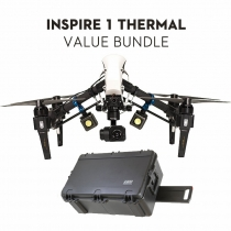 DJI Inspire 1 Thermal Value Bundle
