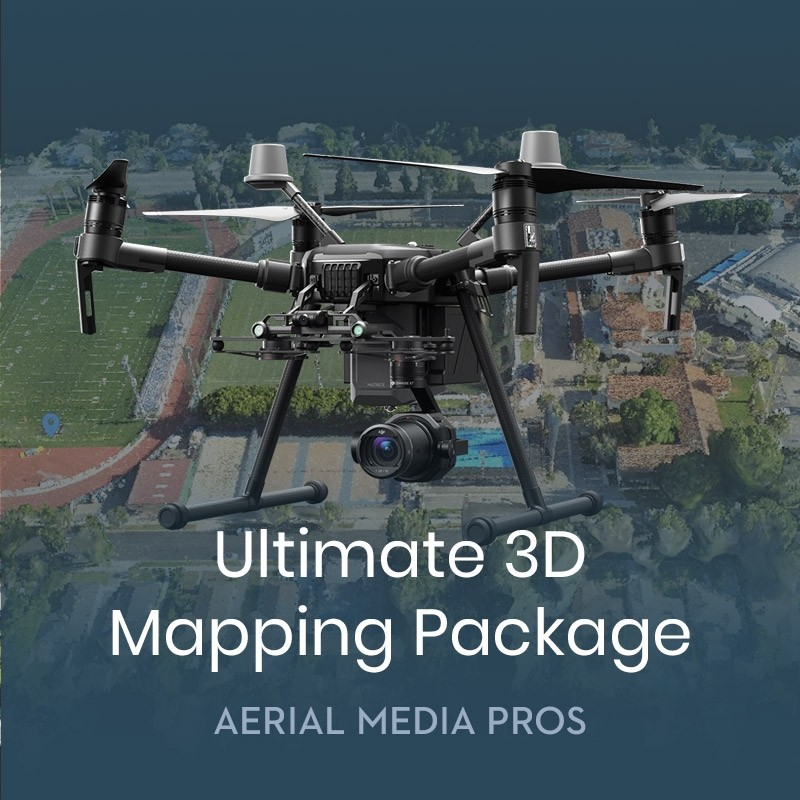 Matrice 210 RTK  V2 Ultimate 3D Mapping Package