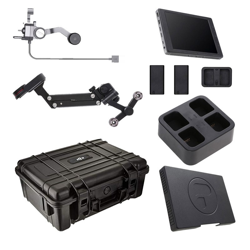 OSMO Pro/Raw Accessories Bundle