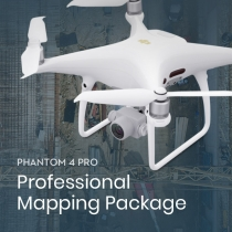 Phantom 4 Pro Professional Mapping Package