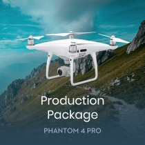 Phantom 4 Pro Production Package