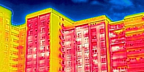 commercial inspection thermal infrared