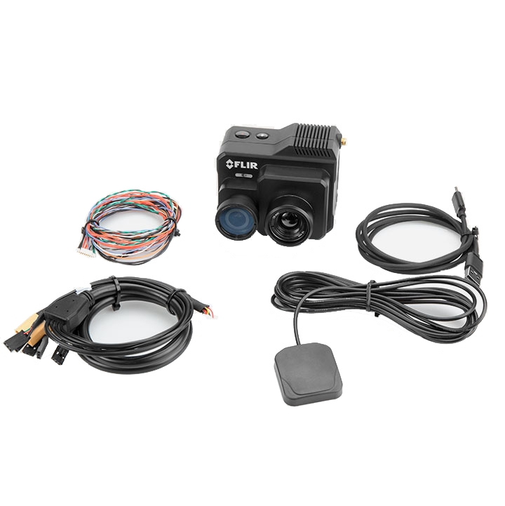 FLIR DUO Pro R whats in the box