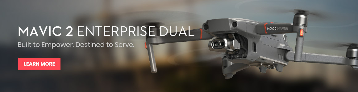 Mavic 2 Dual Thermal Drone