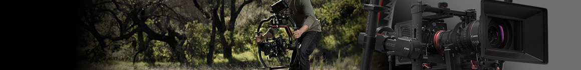 DJI Ronin Gimbals and Accessories